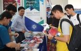 市師範大學中文系舉辦2019 HSK留學諮詢會,吸引該大學及各大學中文系的廣大學生、家長參加。