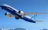 圖為波音787 夢想客機。