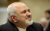 伊朗外交部長扎里夫。(圖源:新華社)