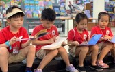 FAHASA盛會將設有鼓勵少兒閱讀的空間。