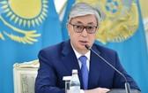 哈薩克斯坦共和國總統卡瑟姆特‧托卡葉夫。(圖源:Sputnik)