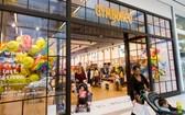 圖為童裝連鎖銷售商金寶貝(Gymboree)門店。(圖源:互聯網)