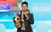 阮光海榮獲2018年男子金球獎。(圖源:互聯網)