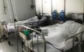 受重度灼傷的兩名傷者當前獲送大水鑊醫院灼傷與造型手術科重症監護室接受治療中。(圖源:院方提供)