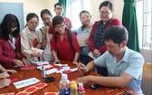 市商業華語培訓中心每年舉辦的迎春傳統活動都吸引眾多學生參加。
