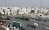 本市桔萊港是貨物無人認領集裝箱堆場最多的港口。(圖源:T.H)