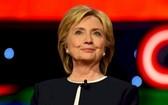 美國前國務卿希拉里‧克林頓。(圖源:AFP)