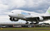 """空客(Airbus)自2011年以來首次""""擊敗""""老對手美國波音公司,成為全球最大的飛機製造商。"""