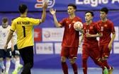 我國室內5人足球隊準備亞足聯錦標賽決賽