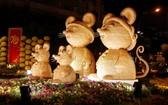 阮惠春花街夜色一瞥。(圖源:Wikipedia)