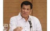 菲律賓總統杜特爾特。(圖源:AFP)