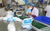 各企業日產約300萬個口罩。(圖源:蔡河)
