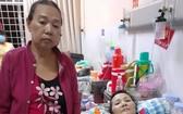 黃氏恩在醫院留醫需要姐姐的照顧。