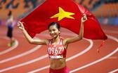 阮氏鶯奪得了3枚田徑金牌。(圖源:互聯網)