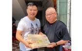 旅加華人越僑捐贈珍貴證件資料