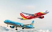 各航空公司推出優惠大酬賓。(圖源:田升)