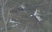 墜機現場。(圖源:澳洲廣播)