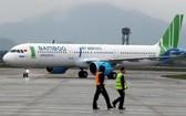 越竹航空公司 26 日暫停飛往韓國航班。(示意圖源:互聯網)