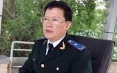 新任司法部副部長梅良奎。(圖源:民越)