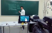 承天-順化省及承天-順化省推出電視課堂。(示意圖源:秋莊)