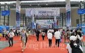 圖為第十六屆中國-東盟博覽會場面一瞥。(圖源:工商報)