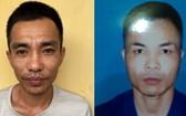 裴玉新(左圖)與阮英俊。(圖源:警方提供)