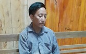 涉嫌販運毒品被抓的穆阿諸與毒品物證。。(圖源:蔡青)