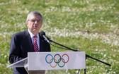國際奧委會(IOC)主席巴赫。(圖源:互聯網)