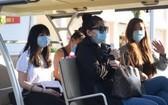 本市4名新冠肺炎痊癒者出院。(圖源:緣潘)