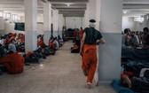 圖為 IS 囚犯。(圖源:華盛頓郵報)