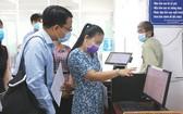 在福門縣人委會辦公室瞭解在線公共服務。
