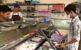 第十郡某海鮮商店的場地租金獲調降30%。
