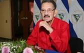 尼加拉瓜執政黨桑地諾民族解放陣線政治局委員、負責對外事務書記哈辛托‧蘇亞雷斯生前照。(圖源:互聯網)