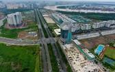 守添區域將成為東面都市的貿易、服務、金融中心。