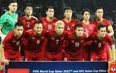 越南國足隊。(圖源:互聯網)