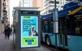 紐約人被鼓勵實踐社交距離,以幫助防止冠狀病毒的傳播。(圖源:聯合國)