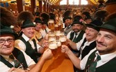 圖為 2019年慕尼黑啤酒節一瞥。(圖源:Getty Images)