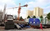 過去期間,本市許多社會住房項目因30萬億元優惠房貸計劃結束而停止開展。