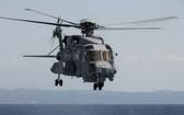 墜毀的CH-148颶風直升機。(圖源:互聯網)