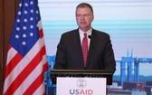 美國駐越南大使丹尼爾‧克里滕布林克。(圖源:越通社)