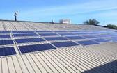 有了符合政策,未來期間,太陽能將發展更快。