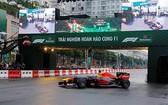 越南站賽車道。(圖源:互聯網)