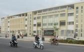 阮氏香初中學校是芽皮縣的典範工程之一,已於2018-2019學年投入使用。