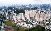 從高處俯瞰的守添新都市區。(圖源:Zing)
