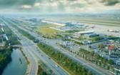 內牌國際航空港一瞥。(圖源:互聯網)