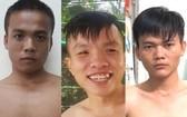 被刑拘並起訴的3名嫌犯。(圖源:警方提供)