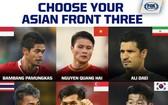 阮光海獲列入「亞洲足球歷史9大傳奇球員」 名單。(圖源:互聯網)