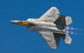 美軍F-22隱身戰機。(圖源:互聯網)