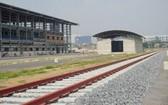 地鐵1號線CP2發包高架路段與地鐵站現已完成83%施工量。(圖源:德富)