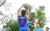 天資籃球賽各年齡組比賽一瞥。